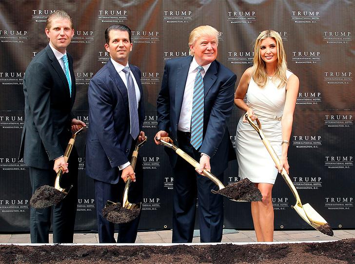 Фото №6 - Мердок, Трампы или Херст: кто вдохновлял создателей сериала «Наследники»