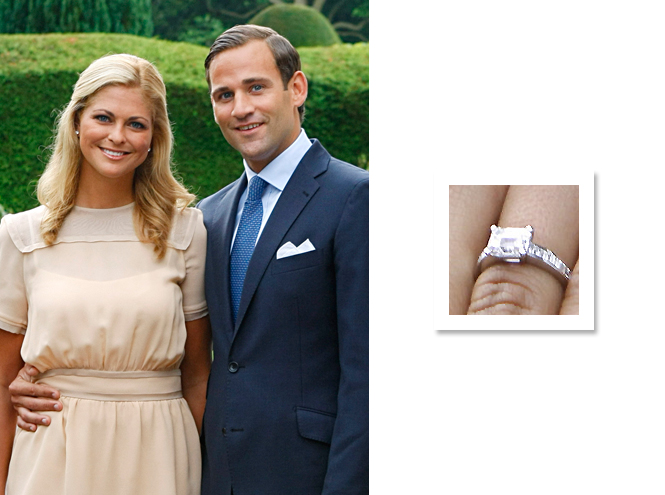 Фото №7 - Скажи «да!»: помолвочные кольца европейских принцесс и королев
