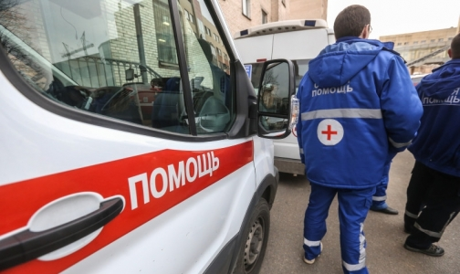 Фото №1 - Почти половина ДТП со «Скорой» в Петербурге происходит во дворах