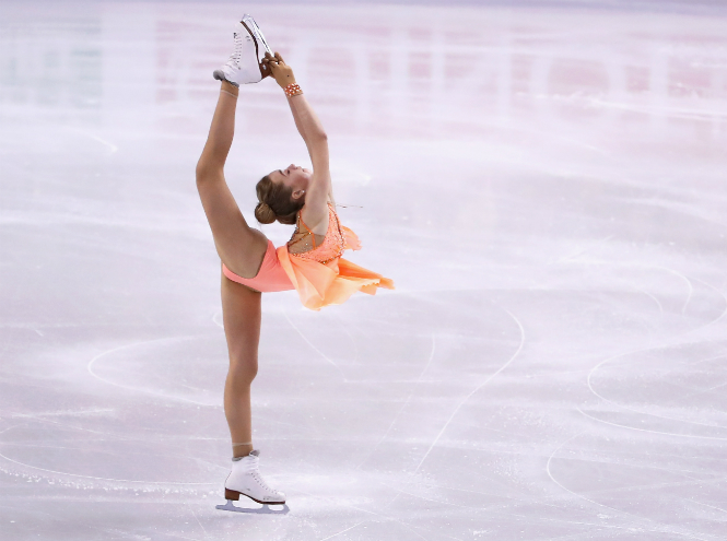 Фото №5 - Новые принцессы льда: самые перспективные российские фигуристки-одиночницы