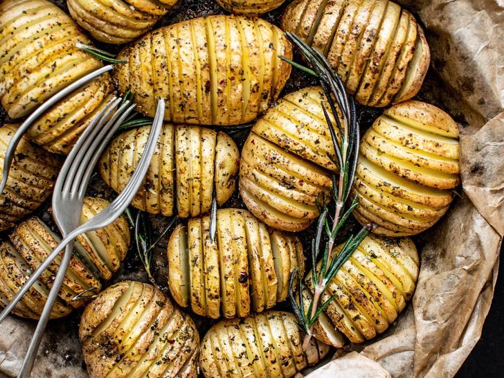 Ученые обнаружили уникальное свойство картофеля