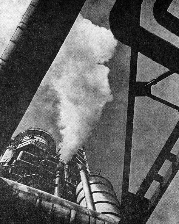 Фото №2 - Три кадра из фотолетописи большой химии