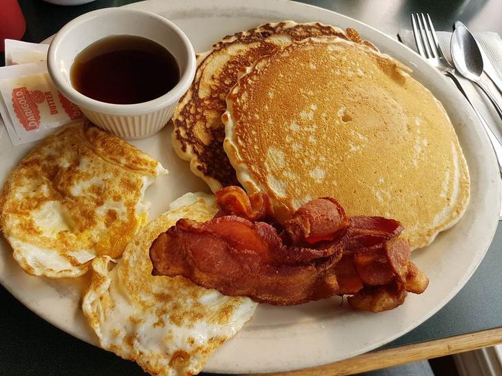 Фото №1 - Доброе утро! Три завтрака из Северной Америки