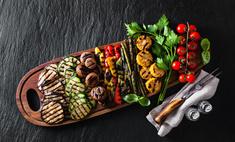 Как приготовить овощи на гриле: 2 полезных рецепта