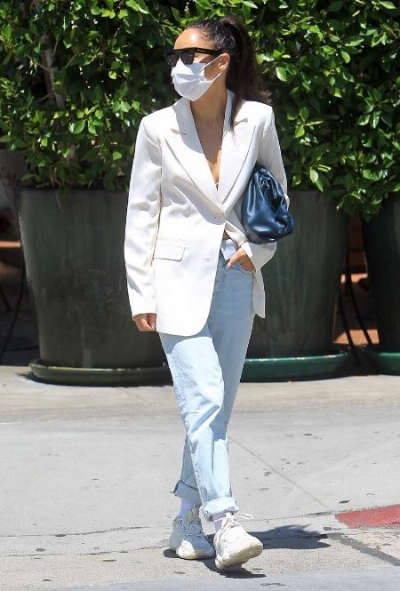 Кара Сантана в Лос-Анджелесе