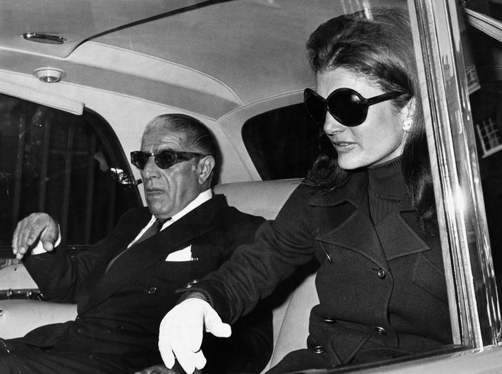 Фото №3 - Оперная дива, миллиардер и первая леди: современная греческая трагедия
