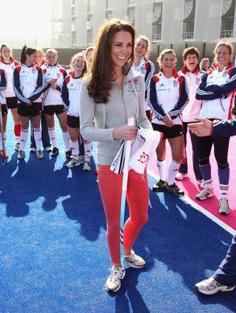 Фото №18 - Любимые кроссовки герцогини Кейт: от спортивных до повседневных