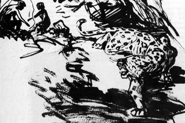 Фото №1 - Алан Кэйу. За ягуаром через сельву