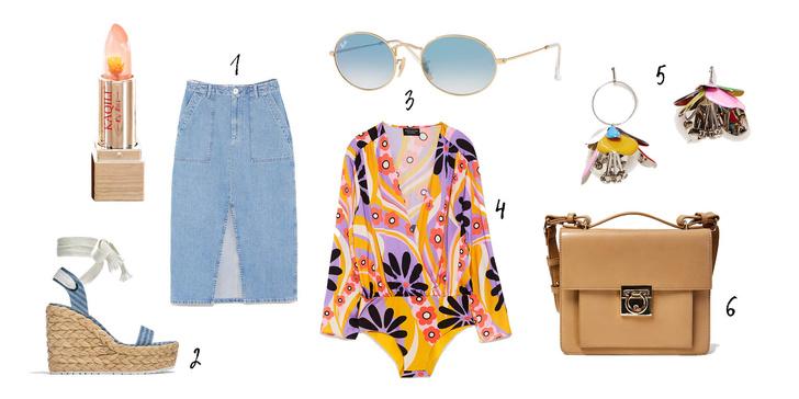 Фото №2 - Джинсовое настроение: 6 способов носить деним этим летом