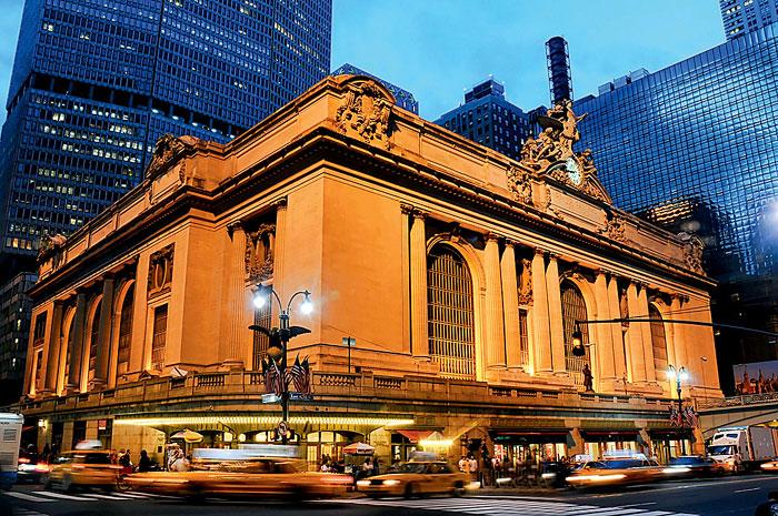 Фото №1 - Работа на миллион: таксист в Нью-Йорке