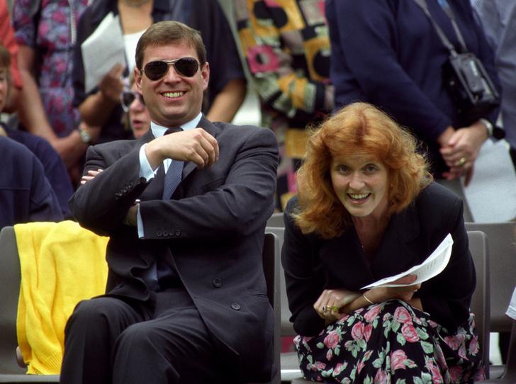 Фото №20 - Уйти от Виндзоров и остаться счастливой: история Сары Фергюсон, бывшей супруги принца Эндрю