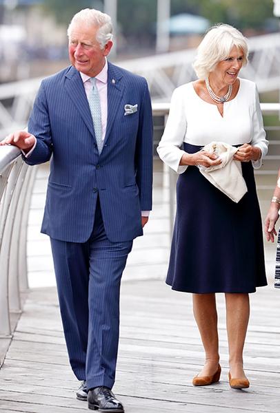 Фото №35 - Вне возраста: стильные приемы европейских аристократок (и аристократов)