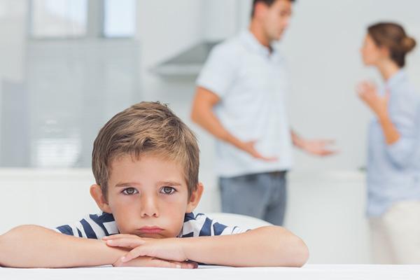 Фото №2 - Конфликты родителей: в чем польза и вред для детей