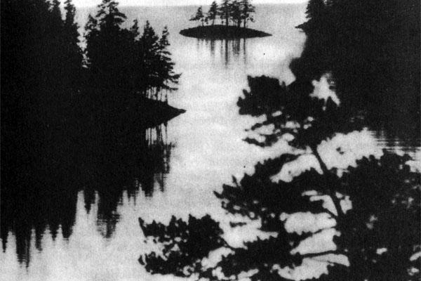 Фото №1 - Озерная тетрадь