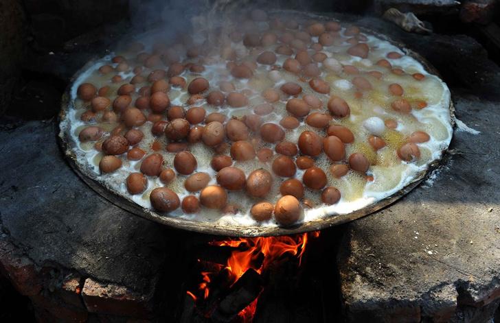 Фото №6 - Начать утро правильно: 6 оригинальных рецептов блюд из яиц