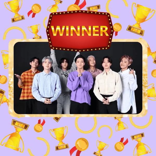 Фото №1 - Наконец-то! BTS снова бьют рекорды на MTV VMA 2021 😎