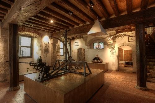 Фото №5 - 5 знаменитых замков Франции
