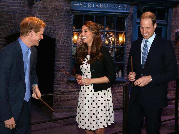 Фото №7 - Особая связь: самые трогательные и забавные фото Гарри и Кейт
