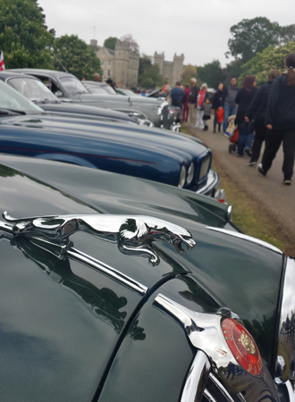 Фото №8 - Автомобили Jaguar на Королевском фестивале в Виндзоре