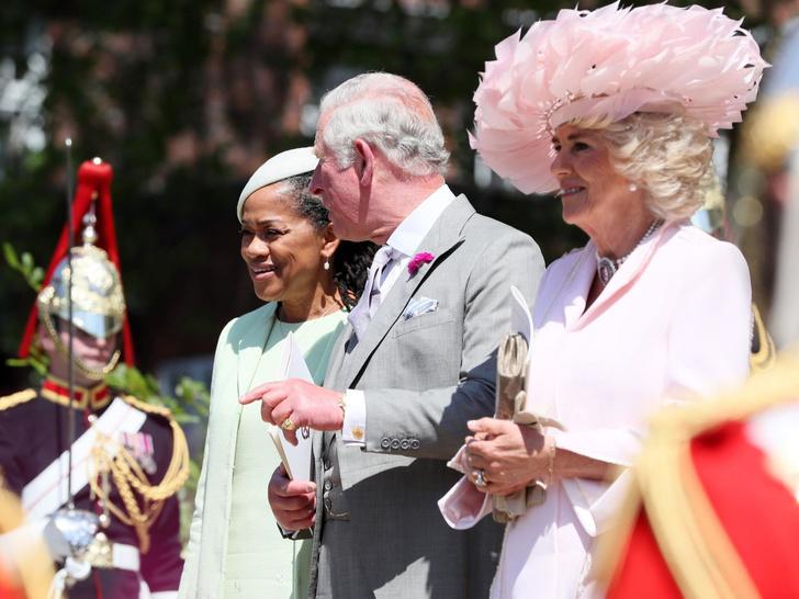 Фото №2 - Королевская ревность: что не поделили герцогиня Камилла и Дория Рэгланд