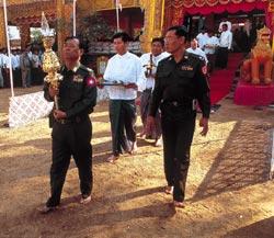 Фото №4 - Золотой поцелуй, или Главное чудо Мьянмы