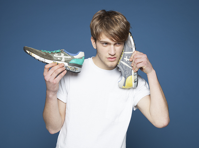 Фото №3 - Спорт-шик: коллекция кроссовок Premiata