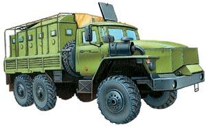 Фото №3 - Военно-грузовое такcи
