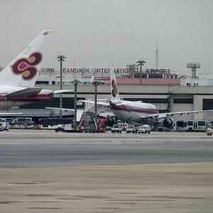 Фото №1 - Тайский аэропорт открыт для туристов