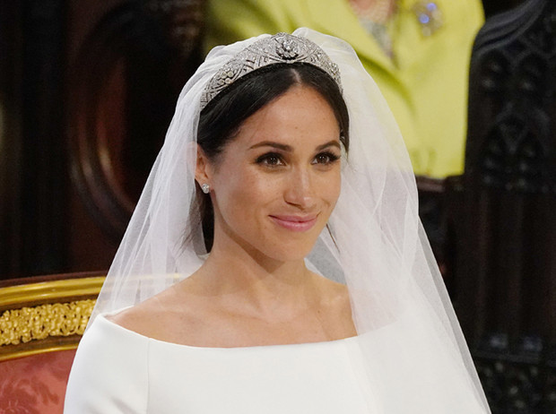 Фото №56 - Свадьба Меган Маркл и принца Гарри: как это было (видео, фото, комментарии)