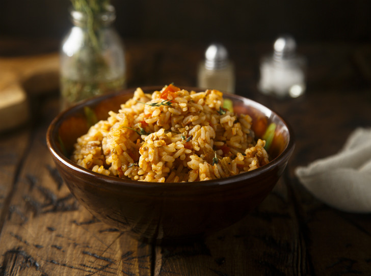 Фото №5 - Плов: история блюда и классический рецепт
