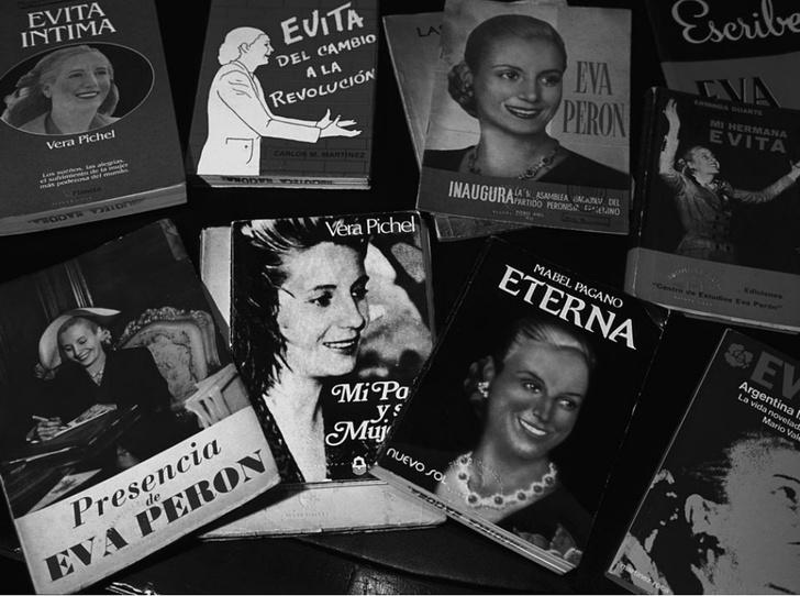 Фото №14 - Эва Перон: как провинциалка стала первой леди и королевой сердец Аргентины