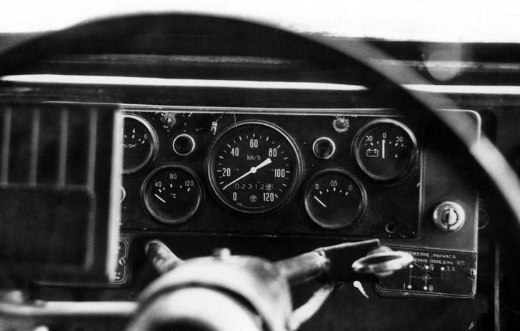 Фото №6 - Советский автомобиль для управления из положения лежа