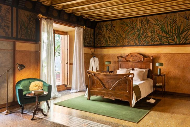 Фото №7 - Casa Vicens Антонио Гауди в Барселоне сдается через Airbnb