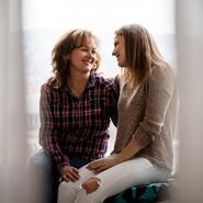Какие у вас отношения с матерью?