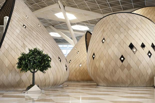 Фото №11 - 10 самых красивых аэропортов мира