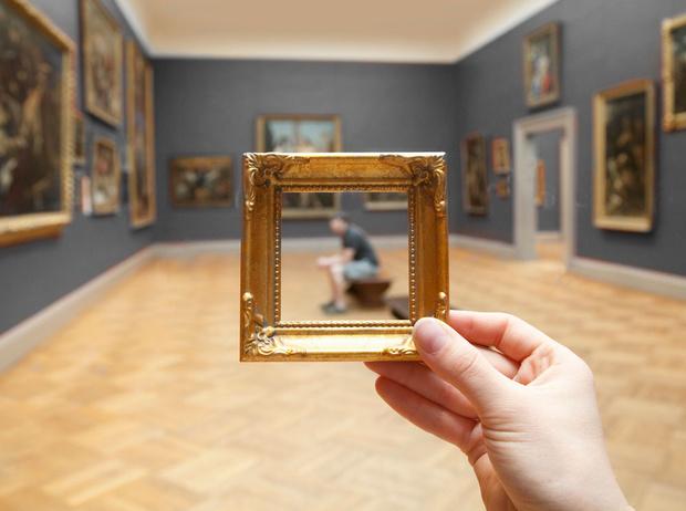 Фото №1 - Искусство, космос и мода: 12 лучших виртуальных выставок по всему миру