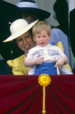 Фото №3 - Принц Луи дебютировал на королевском мероприятии (в одежде принца Гарри)
