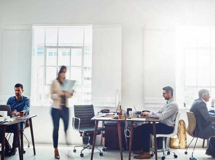 Фото №5 - Корпоративное общежитие: почему офисы открытого типа подходят не всем