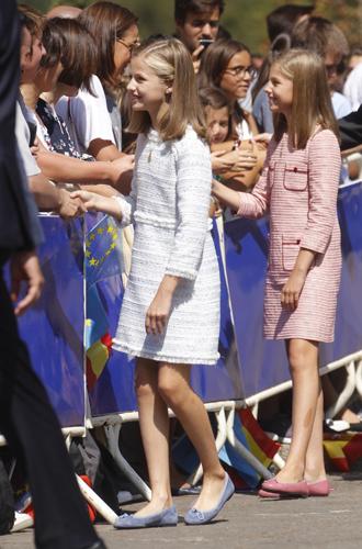 Фото №2 - Что изменится для принцессы Леонор после ее 13-летия