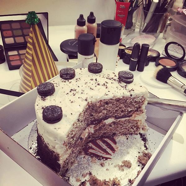 Фото №8 - Звездный Instagram: Леденцы, маффины и печеньки