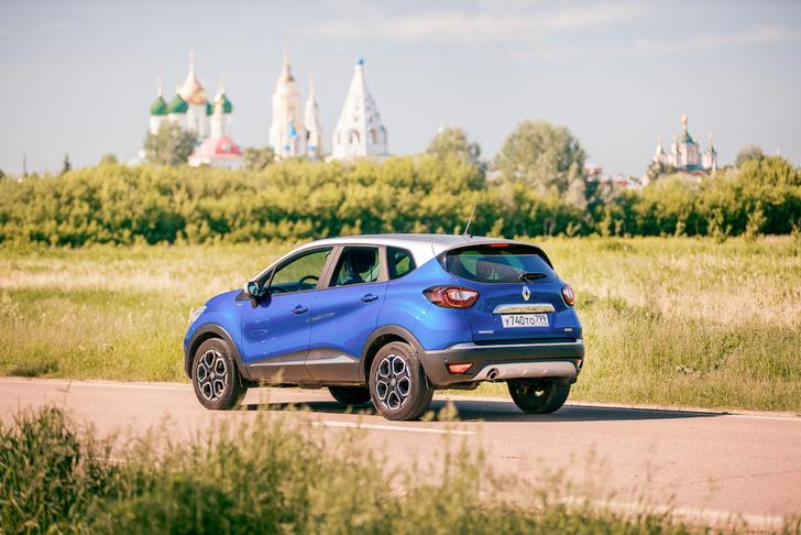 Фото №5 - Тест-драйв нового Renault Kaptur: куда и с кем поедем этой осенью