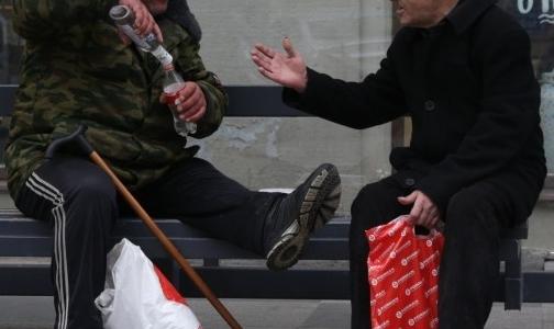 Фото №1 - В Петербурге за год 20 отравлений метиловым спиртом, спасают не всех