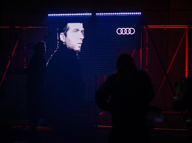 Фото №5 - Презентация новых моделей Audi в Москве