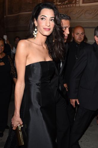 Фото №11 - Джордж и Амаль Клуни: история любви