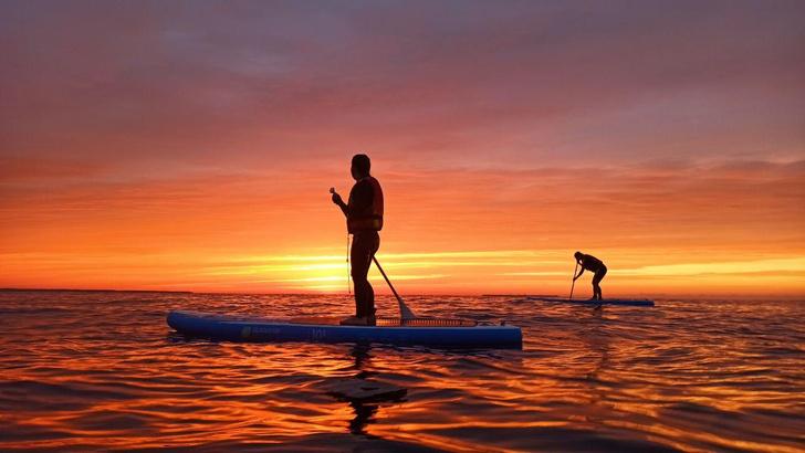 Фото №6 - Ласковый серфинг: где покататься в Питере и Калининграде