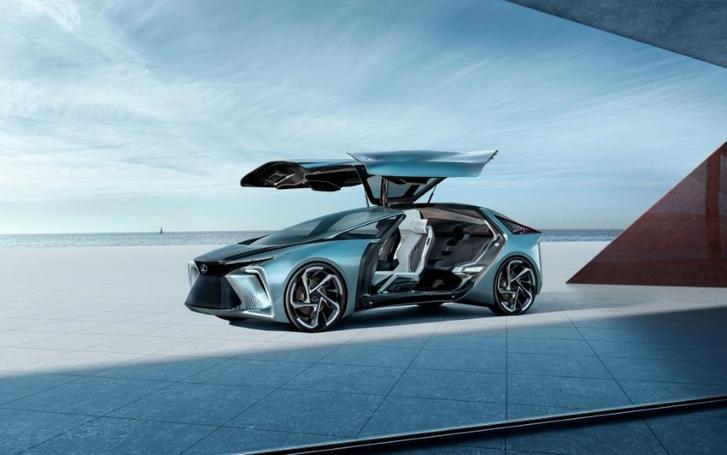 Фото №2 - Lexus раскрывает свои представления о будущем