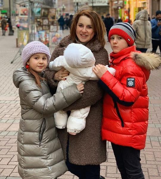 Фото №1 - Ирина Слуцкая: «Родительские чаты— это зло»