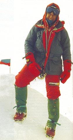 Фото №8 - В снегах на Мак-Кинли
