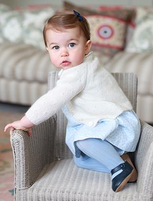 Фото №21 - Принцесса Шарлотта Кембриджская: первый год в фотографиях