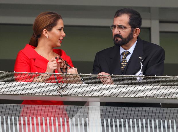 Фото №3 - Что известно о предстоящем разводе эмира Дубая и его сбежавшей жены